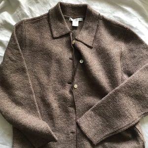 Sarah Spencer wool jacket medium